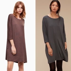 Wilfred Free Cober T-shirt Dress Size S